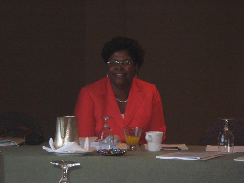 Dr. Leandris Liburd, CDC, Director of Minority Health