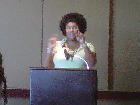 Dr. Cherilyn Taylor-Minniefield, South Carolina State University